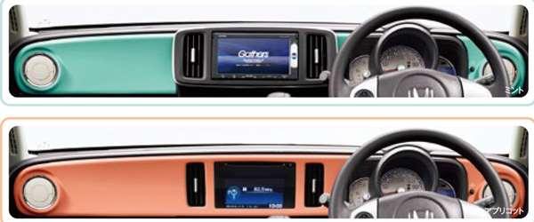 インテリアパネル インストルメントパネル部(ディスプレイオーディオ(メーカーオプション)装備車用) 08Z03-E3E-AA0B N-ONE JG1 JG2