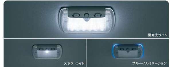 LEDルーフ照明 本体のみ *サブハーネスアタッチメントは別売 N-ONE JG1 JG2