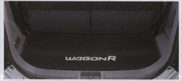 『ワゴンR』 純正 MH23S ラゲッジマット(ソフトトレー) パーツ スズキ純正部品 ラゲージマット 荷室マット 滑り止め wagonr オプション アクセサリー 用品