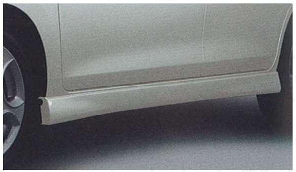 『セルボ』 純正 HG21 サイドアンダースポイラー パーツ スズキ純正部品 サイドスポイラー カスタム エアロ cervo オプション アクセサリー 用品