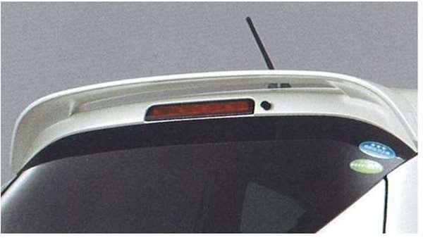 『セルボ』 純正 HG21 ルーフエンドスポイラー パーツ スズキ純正部品 ルーフスポイラー リアスポイラー cervo オプション アクセサリー 用品