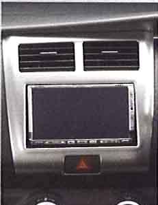 オーディオレス(オプションオーディオ)用 セルボ HG21 スズキ純正 cervo パーツ 部品 オプション