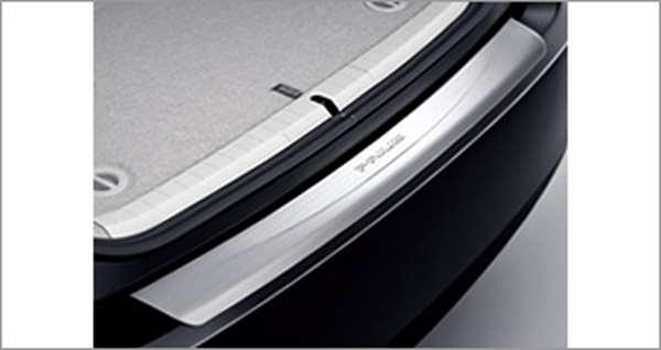 リヤバンパーステップガード プリウス ZVW35 トヨタ純正 prius パーツ 部品 オプション