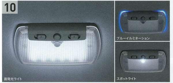 LEDルーフ照明 本体 *本体のみ アタッチメント別売 フィット GP5