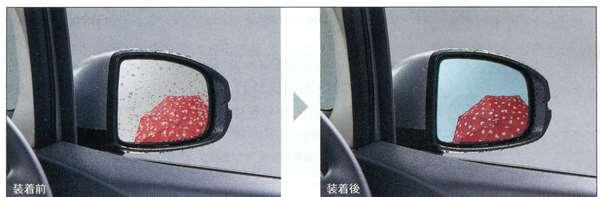 アクアクリーンミラー フィット GP5