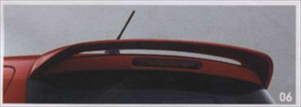 『スイフト』 純正 ZC72S ZD72S ZC32S ルーフエンドスポイラー パーツ スズキ純正部品 ルーフスポイラー リアスポイラー swift オプション アクセサリー 用品