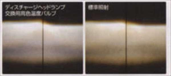 ディスチャージヘッドランプ交換用高色温度バルブ スイフト ZC72S ZD72S ZC32S