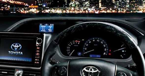 『エスクァイア』 純正 ZWR80G インテリアパネル メーターフード パーツ トヨタ純正部品 内装パネル esquire オプション アクセサリー 用品