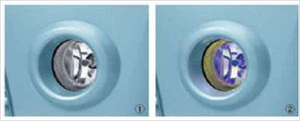 フォグランプ(IPF) 左右セット 本体のみ *フォグランプベゼルは別売 99000-99069-C05 アルト HA36S