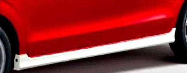 『アルト』 純正 HA36S サイドアンダースポイラー パーツ スズキ純正部品 サイドスポイラー カスタム エアロ alto オプション アクセサリー 用品