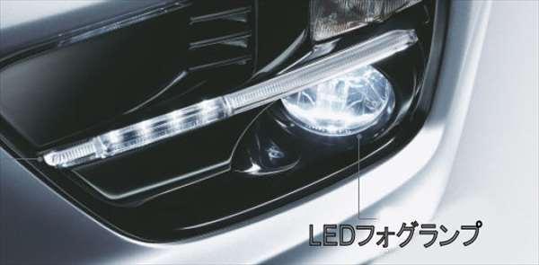 LEDフォグランプ WRX STI VAG スバル純正 フォグライト 補助灯 霧灯 パーツ 部品 オプション
