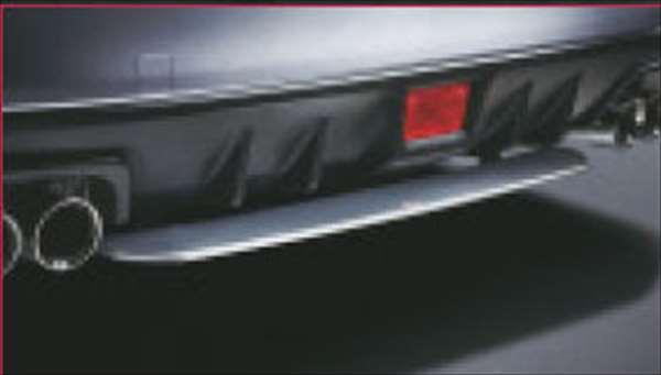 STI リヤアンダースポイラー WRX STI VAG スバル純正 リアスポイラー カスタム エアロパーツ パーツ 部品 オプション