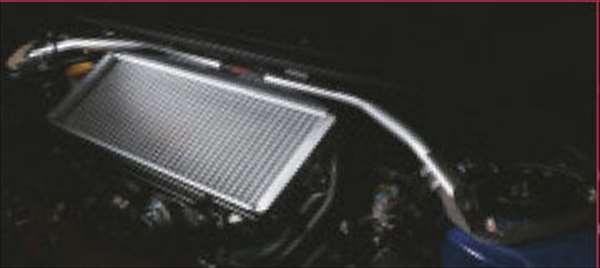 【WRX STI】純正 VAG STI フレキシブルタワーバー パーツ スバル純正部品 補強 フレーム エンジンルーム オプション アクセサリー 用品