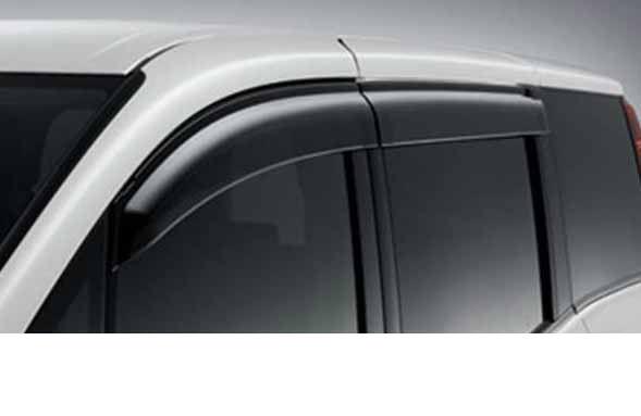『エスクァイア』 純正 ZWR80G サイドバイザー RVワイドタイプ1 パーツ トヨタ純正部品 ドアバイザー 雨よけ 雨除け esquire オプション アクセサリー 用品