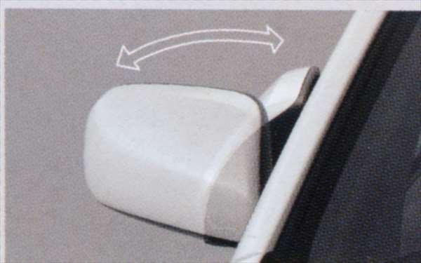 『アイシス』 純正 ANM10 オートリトラクタブルミラー パーツ トヨタ純正部品 isis オプション アクセサリー 用品