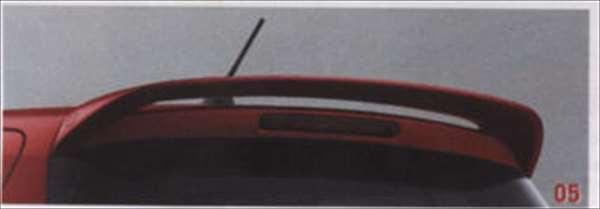 ルーフエンドスポイラー スイフト ZC72S ZD72S スズキ純正 ルーフスポイラー リアスポイラー swift パーツ 部品 オプション