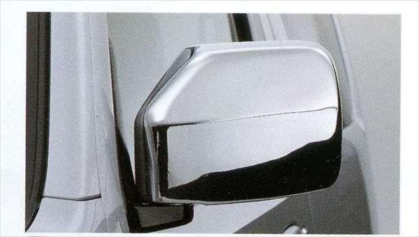 ドアミラーカバー XC用 樹脂クロームメッキ左右セット ジムニー JB23