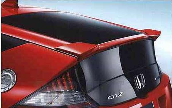 テールゲートスポイラー 08F02-SZT-031 CR-Z ZF1