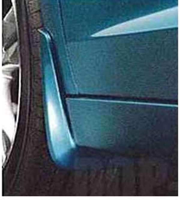 マッドガード カラードタイプ 4個セット CR-Z ZF1 ホンダ純正 パーツ 部品 オプション