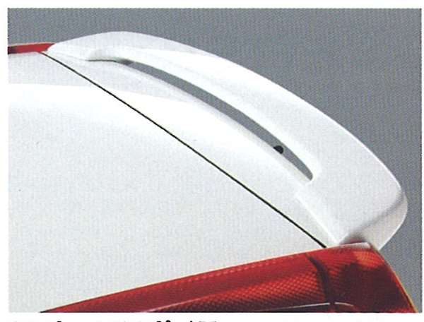 ルーフスポイラー ノート E11 NE11 日産純正 NOTE パーツ 部品 オプション