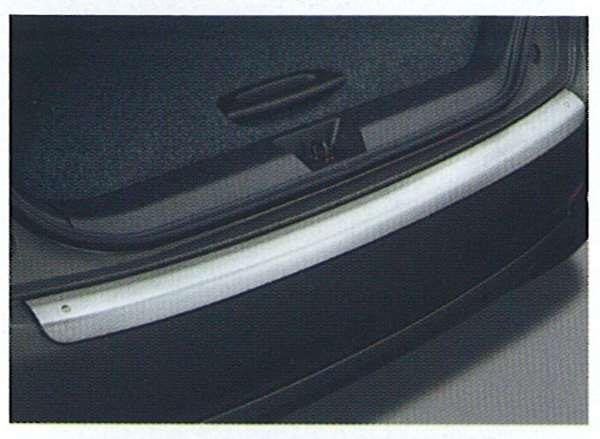 『ノート』 純正 E11 NE11 リヤバンパープロテクター(ステンレス製) HNMT0 パーツ 日産純正部品 NOTE オプション アクセサリー 用品