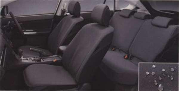 『インプレッサ』 純正 GP2 GP3 GP6 GP7 GJ2 オールウエザーシートカバー(フロント) パーツ スバル純正部品 座席カバー 汚れ シート保護 impreza オプション アクセサリー 用品