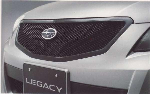 『レガシィ』 純正 BR9 BM9 BRF フロントグリル(サーフェースメッシュタイプ) パーツ スバル純正部品 カスタム エアロパーツ legacy オプション アクセサリー 用品
