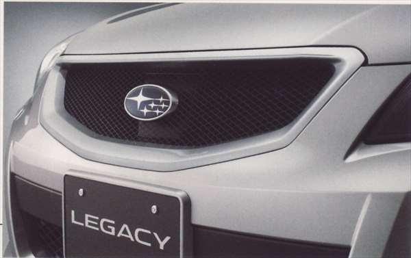 『レガシィ』 純正 BR9 BM9 BRF フロントグリル(エキスパンドメタルタイプ) パーツ スバル純正部品 カスタム エアロパーツ legacy オプション アクセサリー 用品