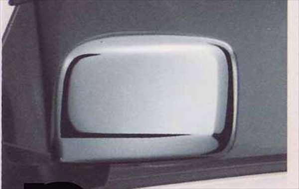 『ワゴンR』 純正 MH23S メッキ ドアミラーカバー(LEDサイドターンランプ無ドアミラー用) パーツ スズキ純正部品 メッキ サイドミラーカバー カスタム wagonr オプション アクセサリー 用品
