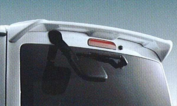リヤスポイラー ハイエース KDH201 KDH206 トヨタ純正 hiace パーツ 部品 オプション