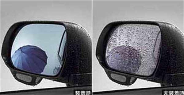 『ノア』 純正 ZRR70 レインクリアリングブルーミラー パーツ トヨタ純正部品 noa オプション アクセサリー 用品