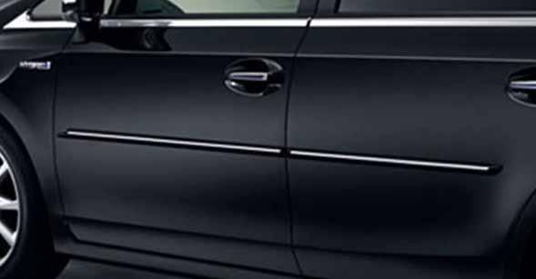 『プリウスα』 純正 ZVW41W サイドプロテクションモール パーツ トヨタ純正部品 prius オプション アクセサリー 用品
