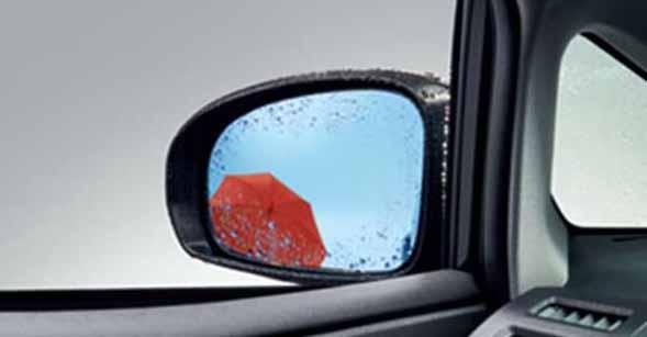 『プリウスα』 純正 ZVW41W レインクリアリングブルーミラ パーツ トヨタ純正部品 prius オプション アクセサリー 用品