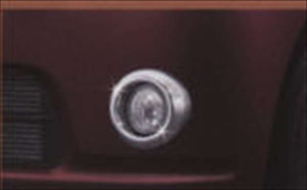 ハロゲンフォグランプキット(メッキ) ミラココア L675S L685S