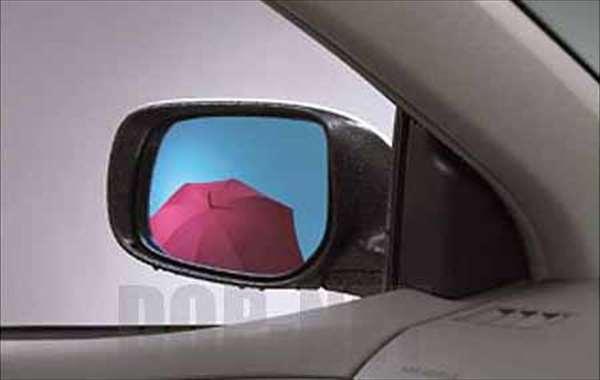 『カローラアクシオ』 純正 ZRE142 レインクリアリングブルーミラー パーツ トヨタ純正部品 axio オプション アクセサリー 用品