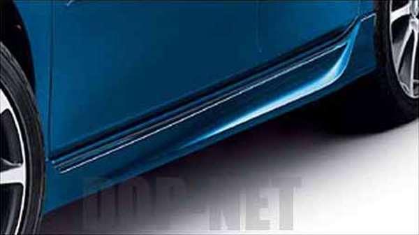 『カローラフィールダー』 純正 ZRE142G サイドマッドガード パーツ トヨタ純正部品 fielder オプション アクセサリー 用品