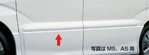 『アルファード』 純正 ANH10 サイドプロテクションモール パーツ トヨタ純正部品 alphard オプション アクセサリー 用品