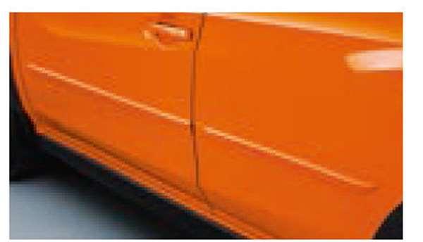 『XV』 純正 GT3 GT7 ボディサイドモールディング ドア4枚分セット パーツ スバル純正部品 サイドガーニッシュ サイドパネルワンポイント エアロパーツ オプション アクセサリー 用品