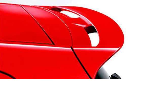 『アクア』 純正 NHP10 リヤスポイラー パーツ トヨタ純正部品 aqua オプション アクセサリー 用品