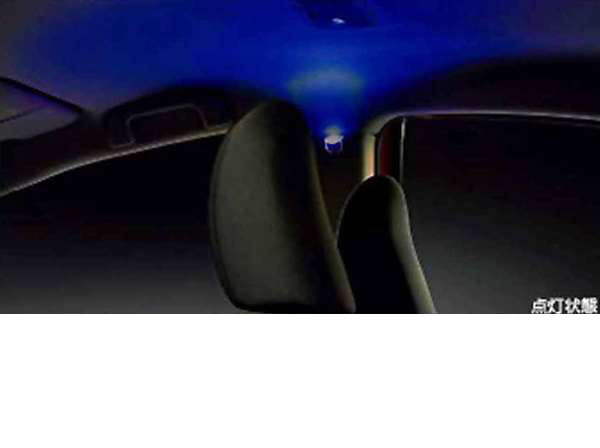 『アクア』 純正 NHP10 ピラーライト パーツ トヨタ純正部品 aqua オプション アクセサリー 用品