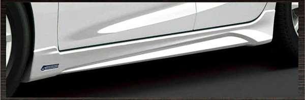 『アクセラ』 純正 BM5FS BM5AS BMLFS KENSTYLE サイドアンダーガーニッシュ パーツ マツダ純正部品 サイドスポイラー エアロパーツ カスタム axela オプション アクセサリー 用品
