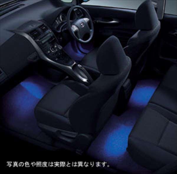 『ブレイド』 純正 AZE156 AZE154 GRE156 インテリアイルミネーション パーツ トヨタ純正部品 照明 明かり ライト blade オプション アクセサリー 用品