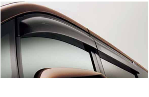 『ノア』 純正 APXGB サイドバイザー RVワイドタイプ1 パーツ トヨタ純正部品 ドアバイザー 雨よけ 雨除け noa オプション アクセサリー 用品