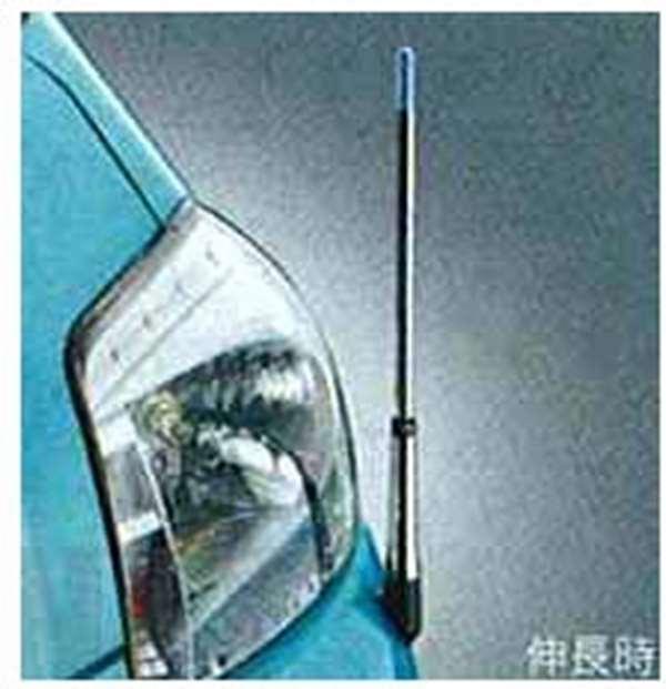 コーナーコントロール(LED・固定式)(エアロ付き車用) ブーンルミナス M502G M512G