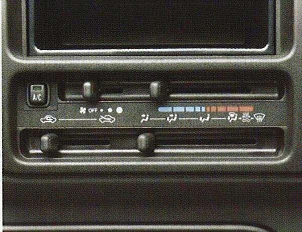 『ハイゼットトラック』 純正 S201 S211 エアコン(スペシャル用) パーツ ダイハツ純正部品 hijettruck オプション アクセサリー 用品