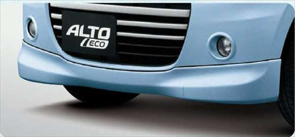 『アルト』 純正 HA35S フロントアンダースポイラー パーツ スズキ純正部品 フロントスポイラー カスタム エアロ alto オプション アクセサリー 用品