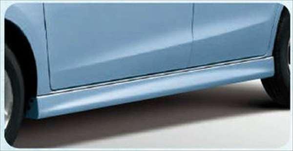 『アルト』 純正 HA35S サイドアンダースポイラー パーツ スズキ純正部品 サイドスポイラー カスタム エアロ alto オプション アクセサリー 用品