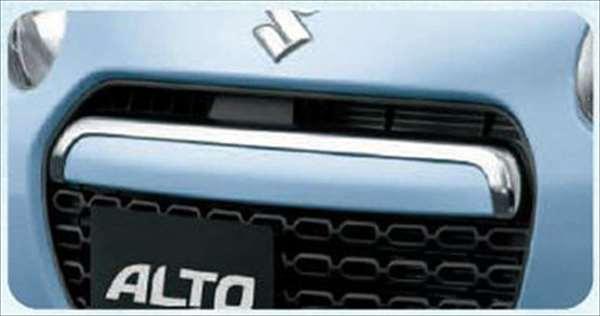 フロントグリルカバー アルト HA35S スズキ純正 飾り カスタム エアロ alto パーツ 部品 オプション