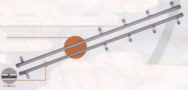 『バモス』 純正 HM1 HM2 ルーフインナーサイドパイプ 左右セット パーツ ホンダ純正部品 vamos オプション アクセサリー 用品