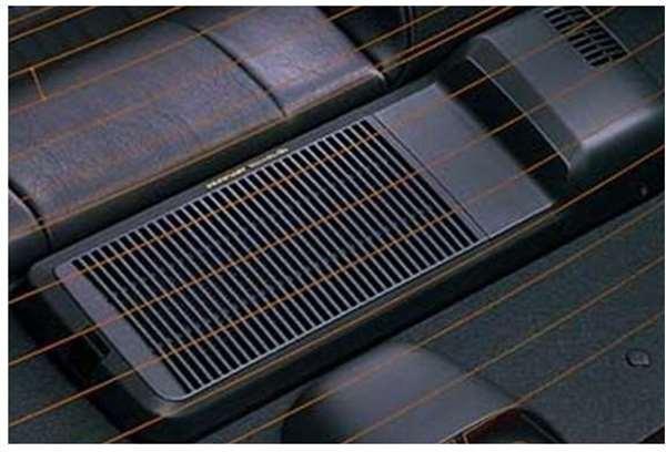 『クラウンコンフォート』 純正 JZS171 エアピュリファイヤー マニュアル パーツ トヨタ純正部品 crown オプション アクセサリー 用品